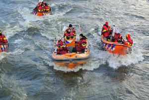Foto bij serious rescue 2014 2